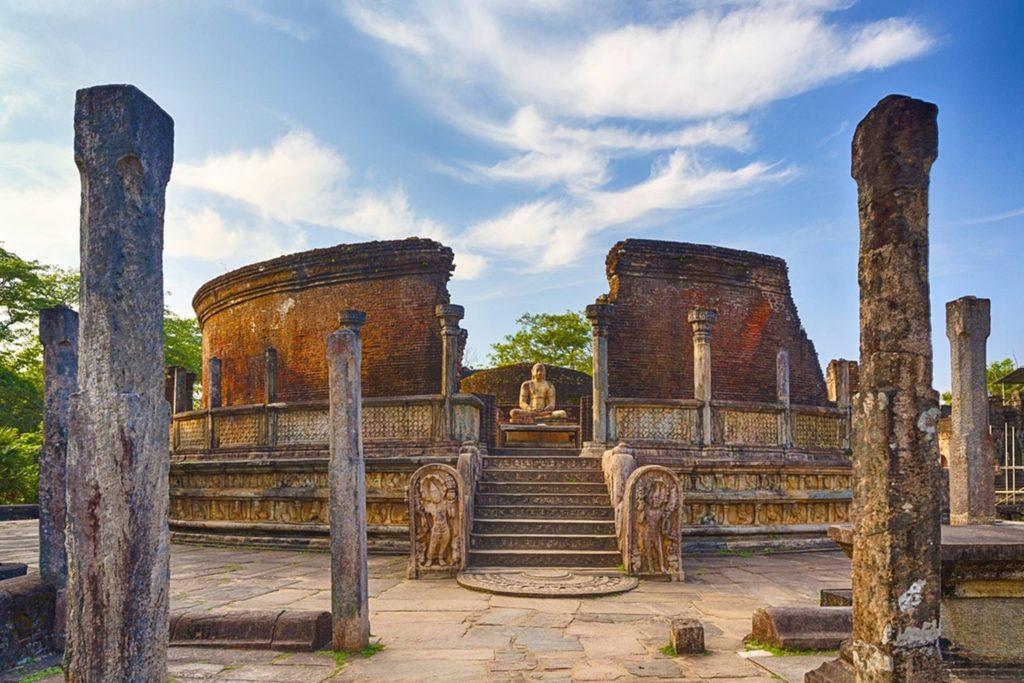 Polonnaruwa-Sri Lanka